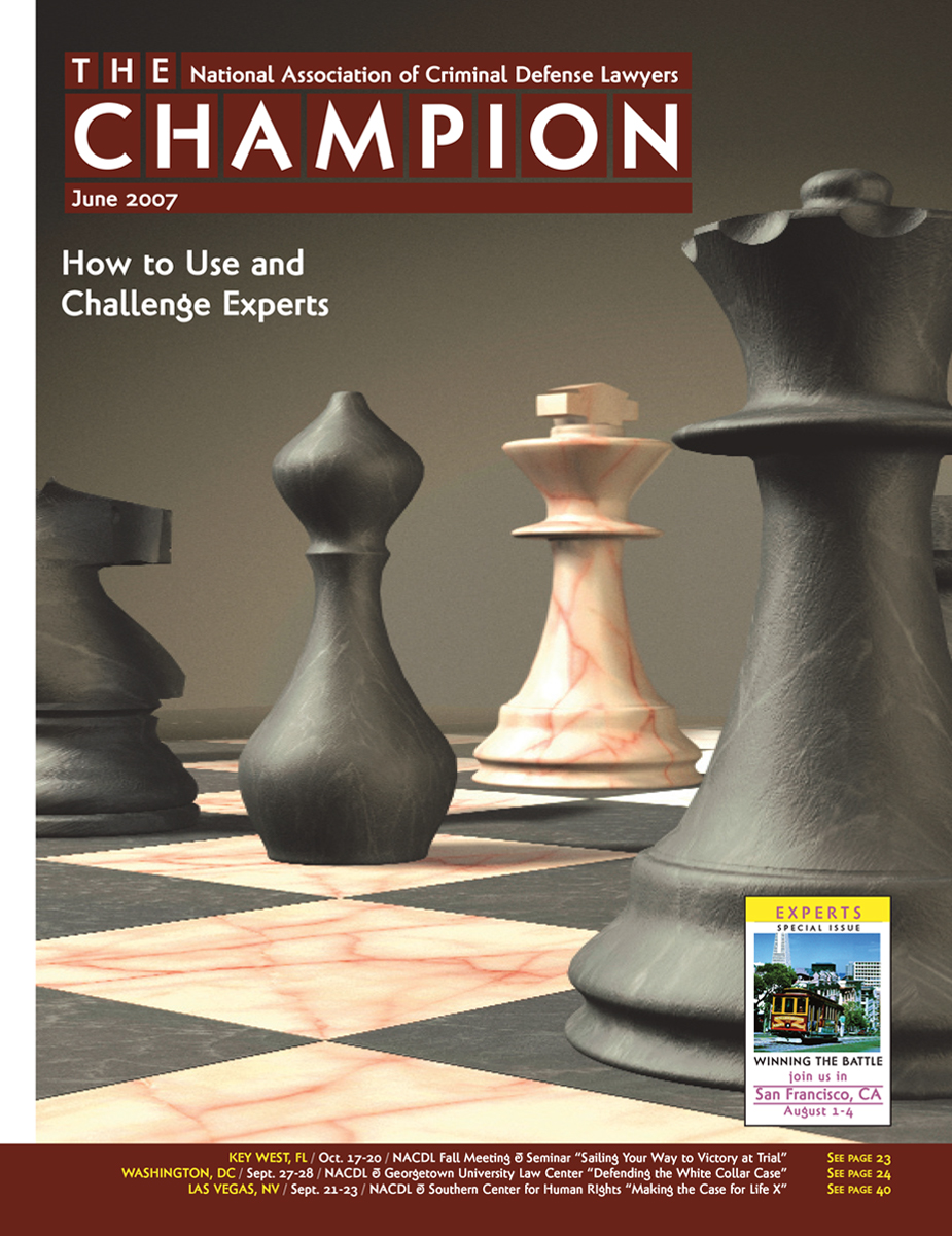 June 2007 Cover