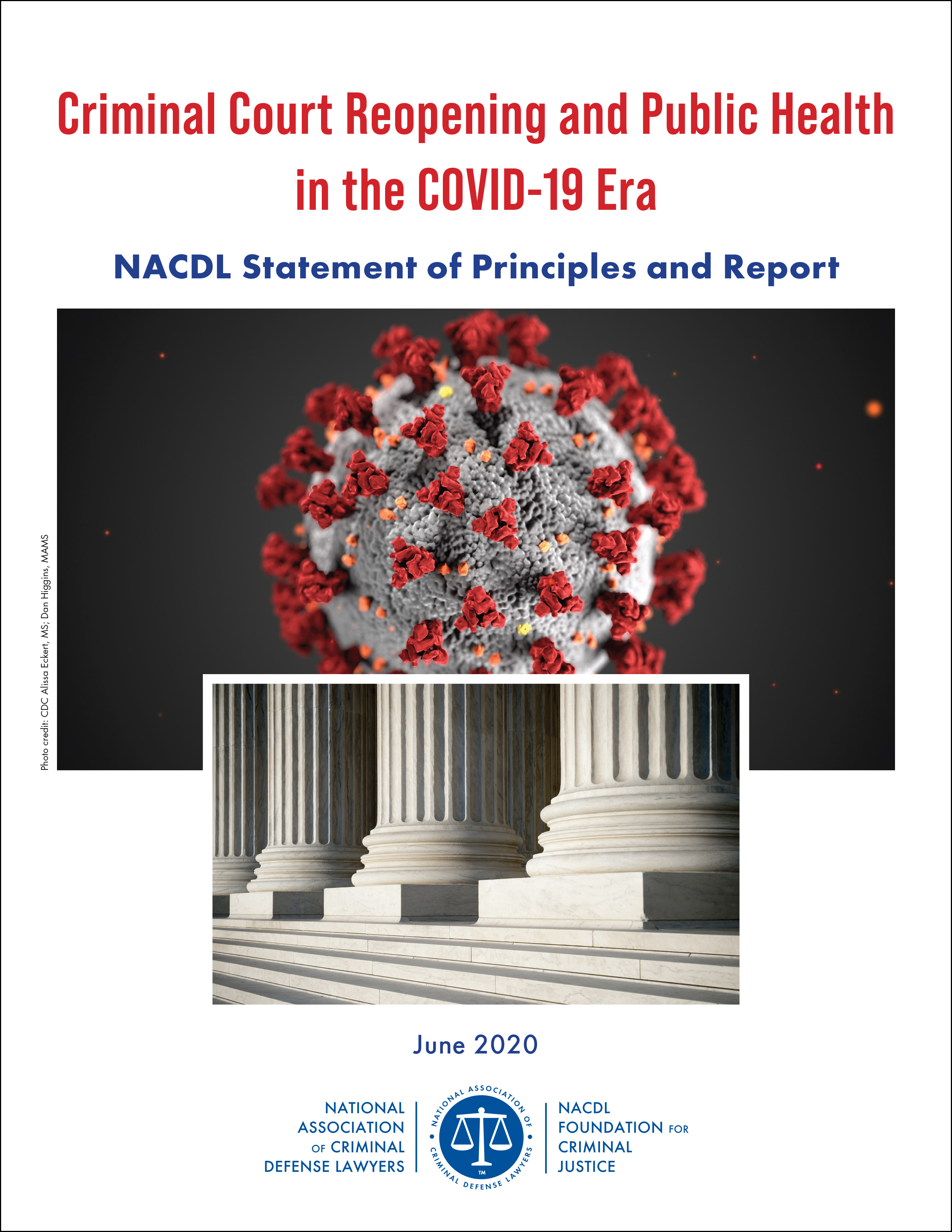 Criminal Court Reopening and Public Health in the COVID-19 Era Cover