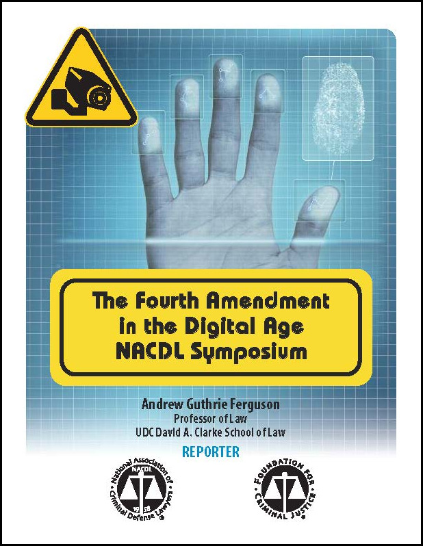 The Fourth Amendment in the Digital Age Cover