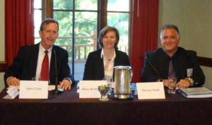 Discussion of asset forfeiture and attorneys fees at NACDL's 1st Annual West Coast White Collar Conference in Lake Tahoe, Nevada (2011).